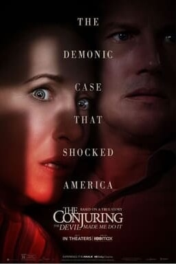 The Conjuring: The Devil Made Me Do It - Key Art